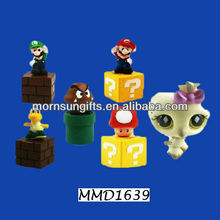 Mini Bundle Figurines New Super Mario Bros