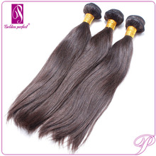 No Chemical 100 human hair best manufactures remy hair extension on sale