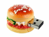 custom LGGO wedding souvenirs gift food shaped usb 2.0 driver usb flash drive
