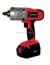 1/2 inch 18V Li-Ion battery powered Cordless Impact Wrench CIW-112C electric impact wrench