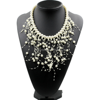 pearl necklace fashion accessories,real pearl necklace price