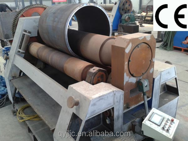 W12NC-50*3000 used plate rolling machine
