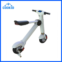 2 Wheel Adult NewestMini Folding electric Motorcycle Electric Bicycle 3-5 Hours Charging Time
