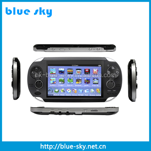 16GB Flash MP5 game player with mp5 video songs