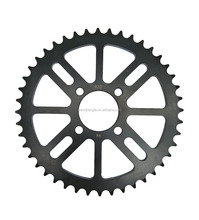 1045 steel rear Motorcycle sprocket carbon steel CNC