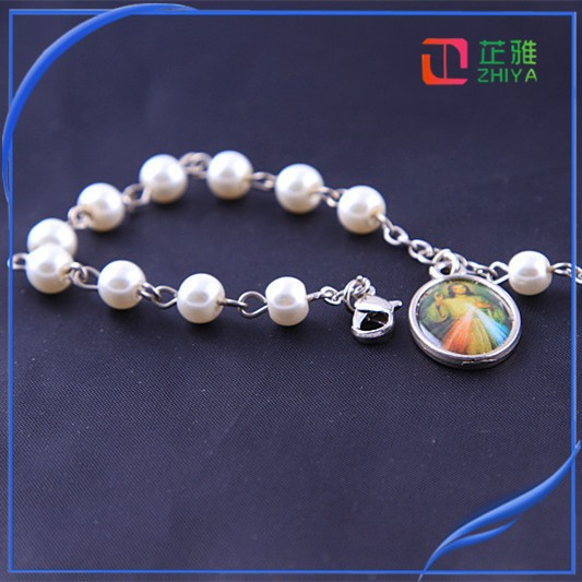 wholesale natural pearl price rosary parts
