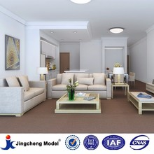 3D interior architectural rendering