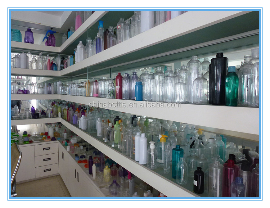 100ml plastic PET bottle spray bottle