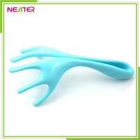plastic handle stress relax convenient head massager