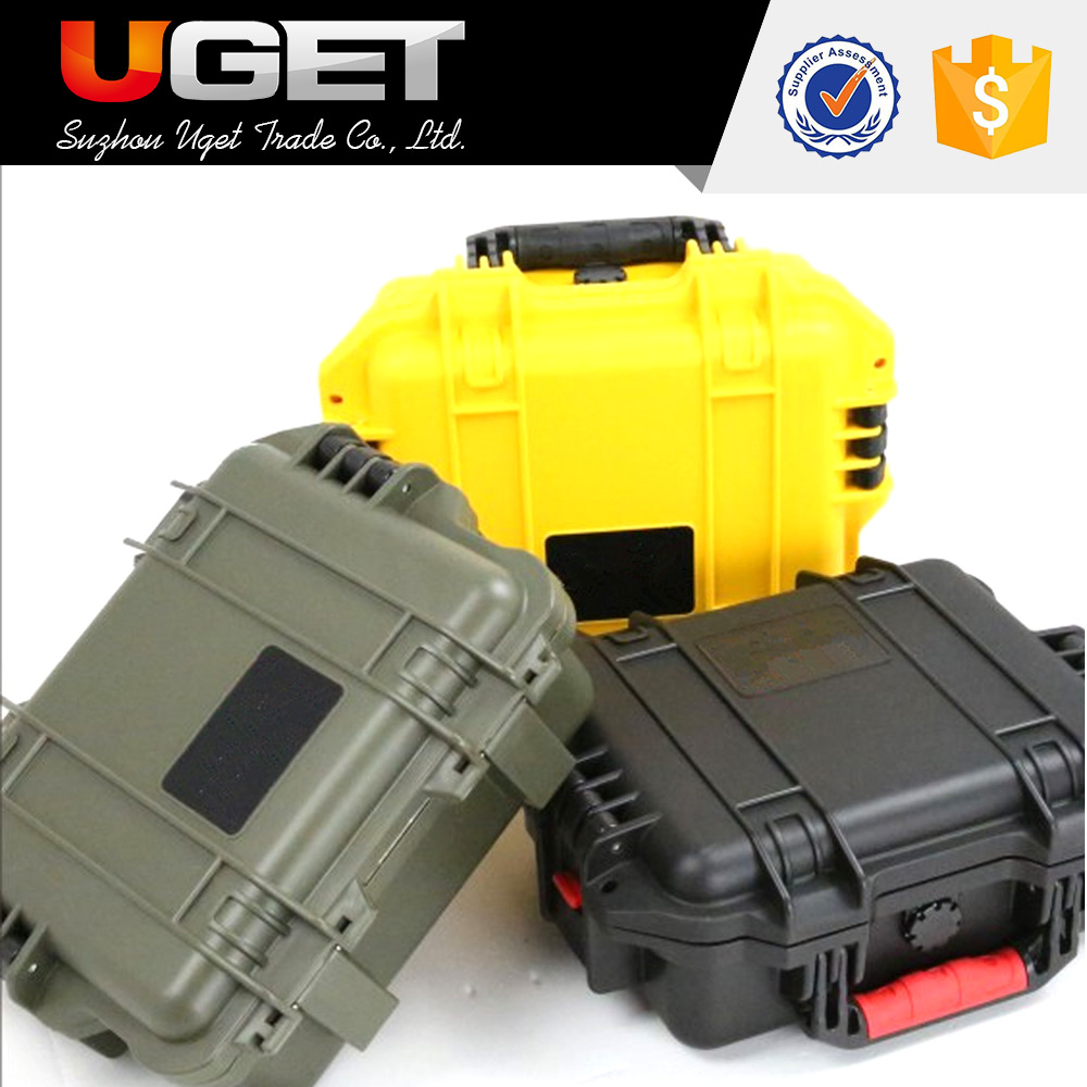 Wholesale dustproof portable carrying plastic equipment tool case