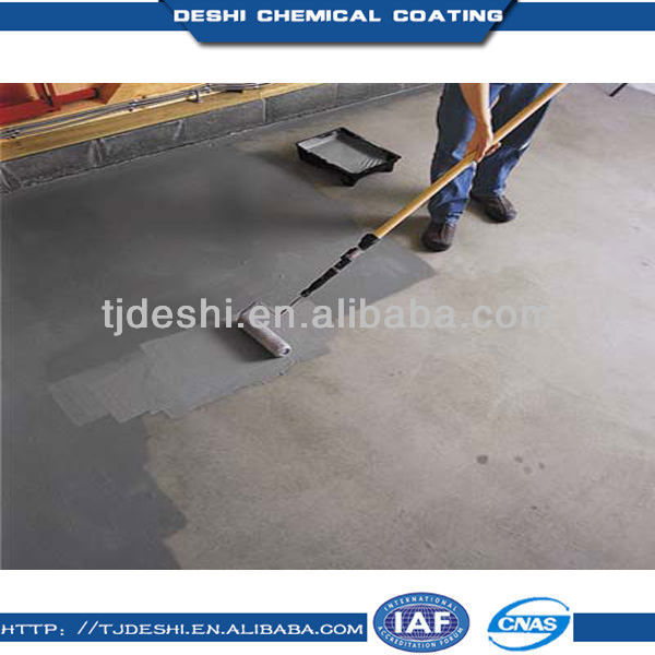 High quality epoxy flooring for hospital