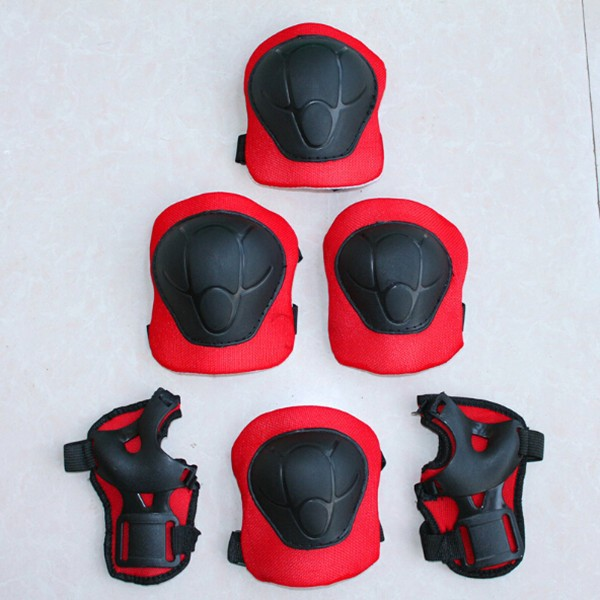 Roller skating pads bike riding protection kids surfing knee pads and elbow pads protector wear