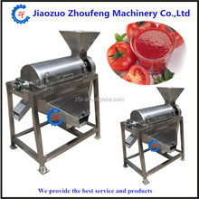 Fruits and vegetable processing machinery banana pulp making machine