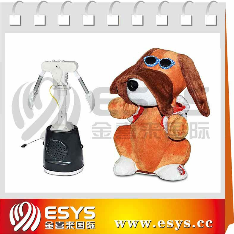 music shake head dog Funny toy