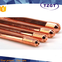 Earthing & Lightning Protection System COPPER EARTH ROD