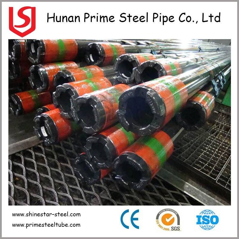 q235 black pipe low carbon/mild pipe carbon steel din2458 welded steel tubes type of casing pipe thread