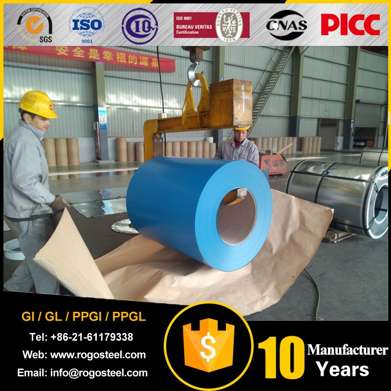 Professional steelcoil/ppgi/gl/ppgl/gi metal roofing with 0.16mm thickness