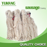 china online shopping sausage sheep casings/ HALAL Certification and Casing Part sausage sheep casing