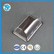 Transparent Plastic Swiss Roll Cake Box Food Packaging Boxes