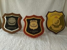 Factory price custom antique style shield and medals for award or Memorial