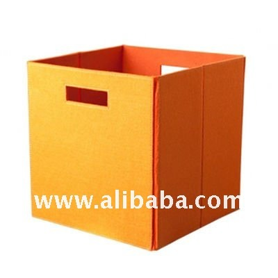 Foldable Storage Box (#FY16-1858)
