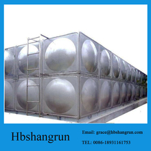 factory price good quality 304 stainless steel water tank