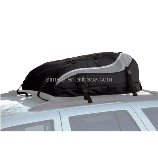 Cargo Bag Roof Top Mount Vehicle Travel Organizer