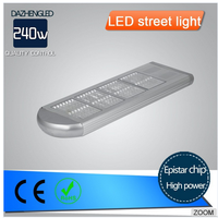 excellent quality 240w led street lamp,2014 best selling new product,led street lighting