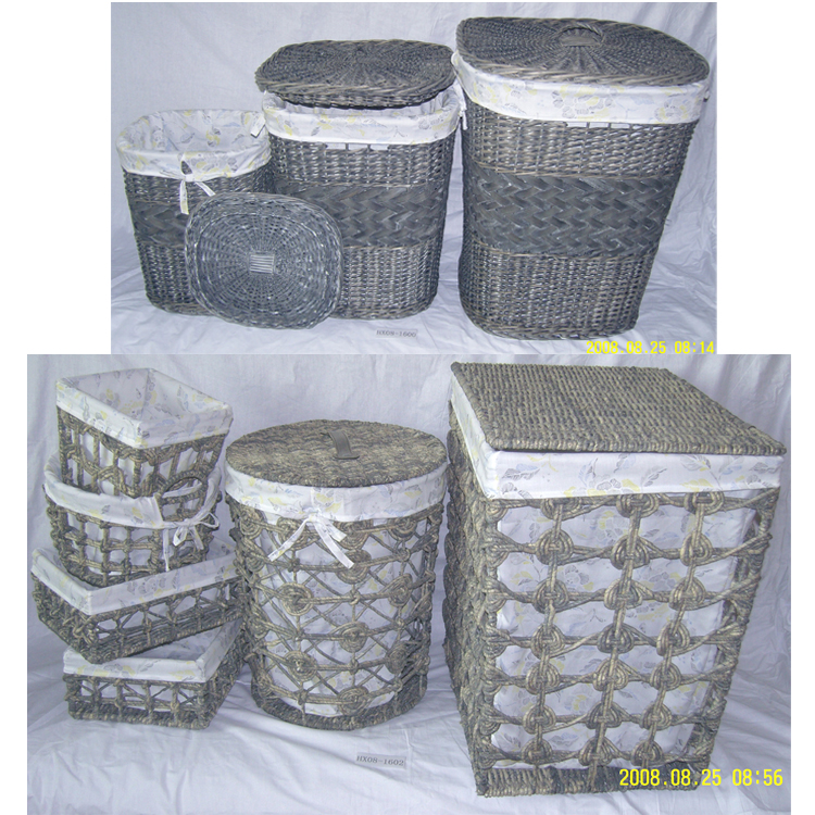 New Type Home Storage Basket With Handle