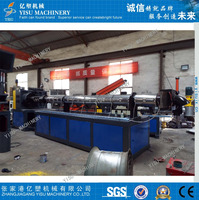waste PP PE plastic granulating machine/PP PE film pelletizing line/granule making machine