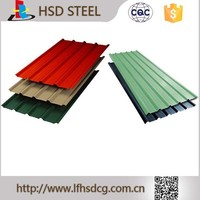 Lowest price lowes metal roofing sheet price