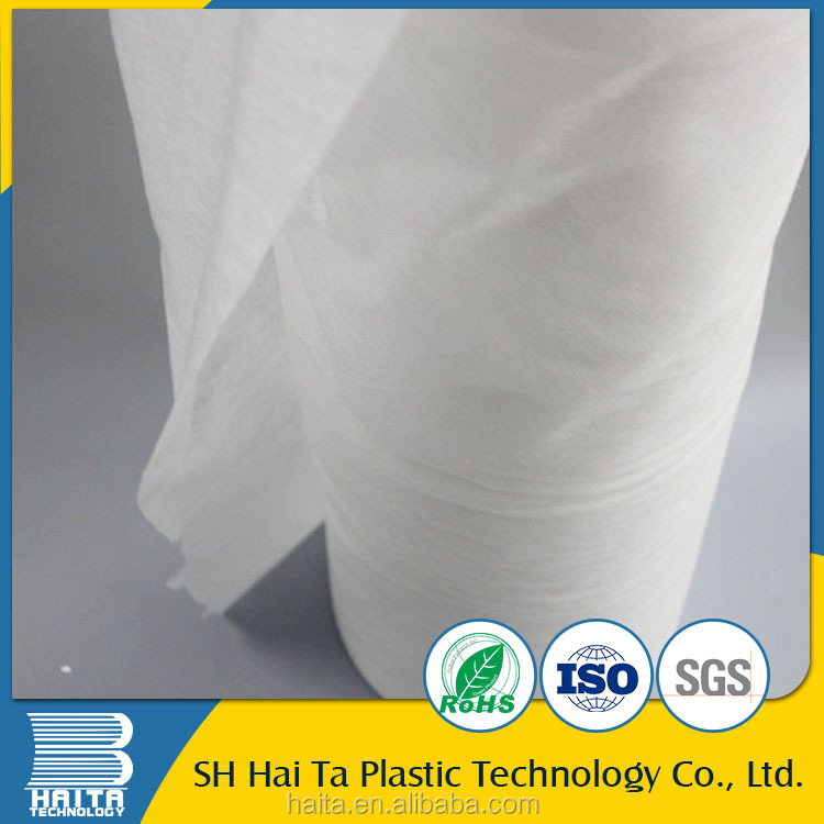 Embroidery Backing Interlining Water Soluble Nonwoven Fabric