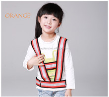 high visibility reflective safety belt for kids