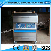 Flexo plate washing machines