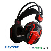 Popular Hot sale big headset gaming headphone for PC best quality vocality radio transceiver headset