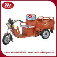 big electric tricycle carry cargo