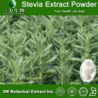 3W offer International price for stevia Total Steviol Glycosides 80%~ 95%)