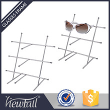 Sunglass stand holder display case for shop