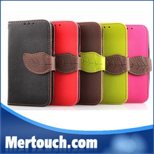 wallet case for Samsung galaxy s4 mini , wallet auto case for Samsung galaxy s4 mini i9190 i9192 i9195