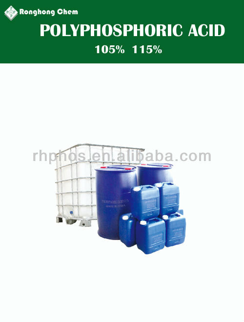 Food grade Phosphoric acid 85%