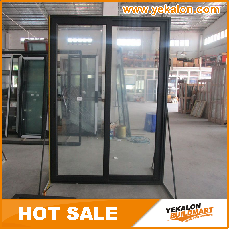 On Sale 2016 Aluminum Sliding <strong>Door</strong> With Tempered Glass From China Top Supplier with Quick Delivery