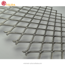 Various Low carbon expanded steel mesh quality mesh