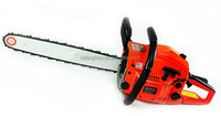 CHINESE CHEAP CHAINSAW 4500 5200 45CC 52CC GASOLINE CHAIN SAW WITH 45CC 52CC DISPLACEMENT