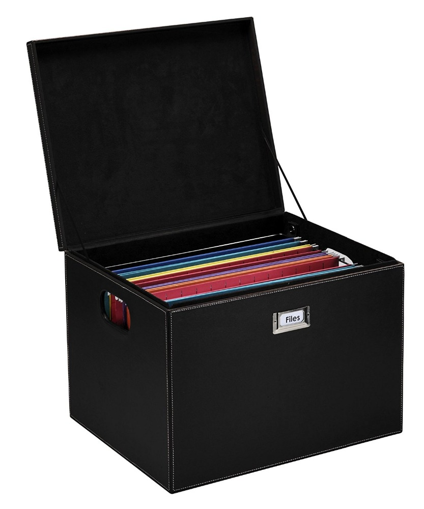 Vinyl Record Of Portable Storage Box With Carry Case