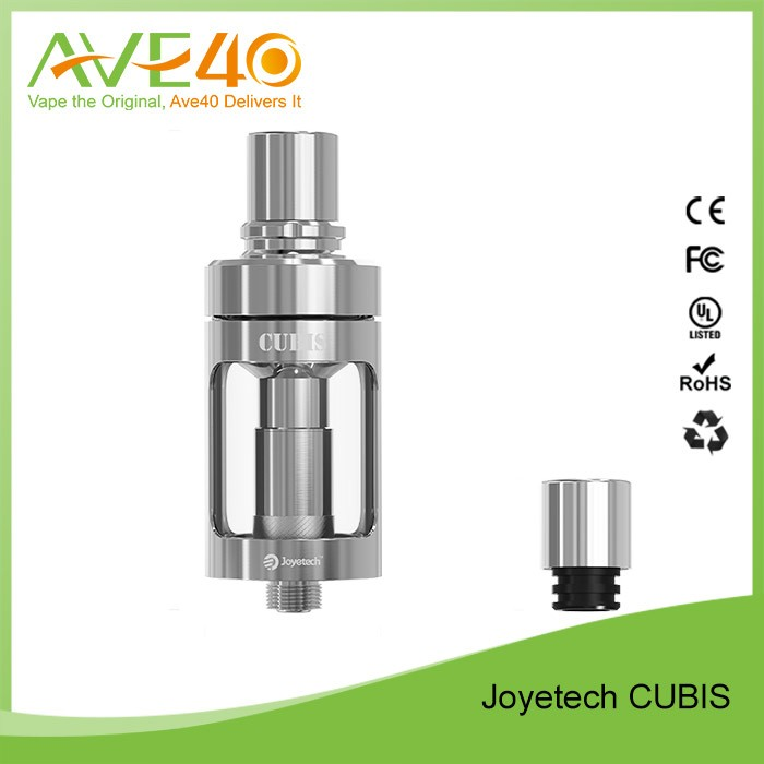 Newest Original Joyetech Cubis Tank with NEW Coil Ave40 Large Stock Wholesale