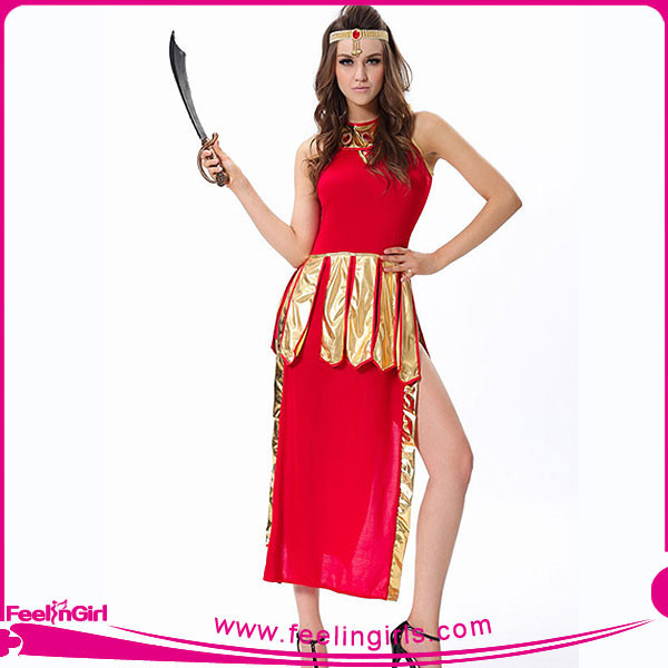 Accept Paypal New Red Sexy Woman Pirate Costume