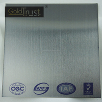 aisi 304 hairline finish stainless steel