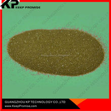 Yellow high quality synthetic artificial industrial diamond powder diamond lapping abrasive powder