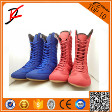 Daykey cheap boxing shoes,bodybuild shoes customize logo,OEM good quality boxing fighting footwear