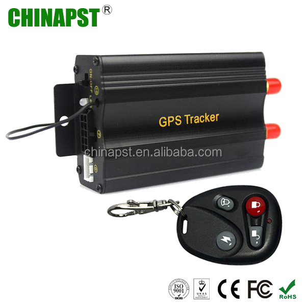 Car GPS Tracker GPS GSM GPRS Car Vehicle Tracker Device TK103B Quad band Realtime Tracking System PST-VT103B